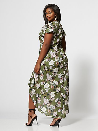 Green Plus Size Dresses for Women | Fashion To Figure