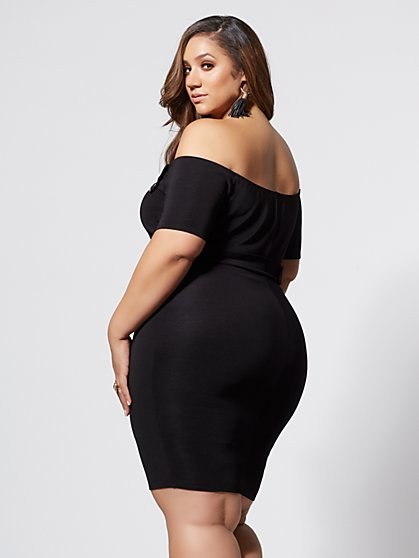 68fe368dadb50 Plus Size Valentine's day women's dresses, tops, and bottoms ...
