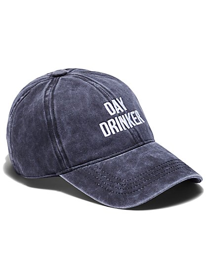 Plus Size Day Drinker Baseball Cap - Fashion To Figure