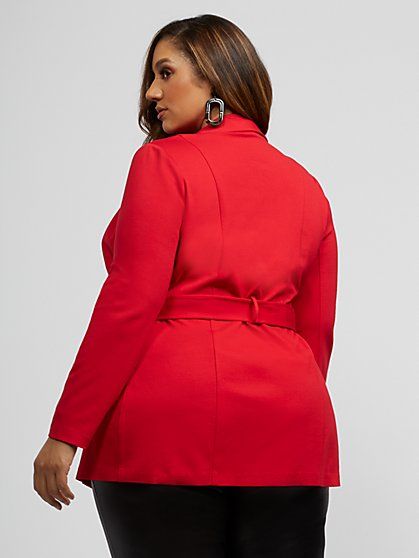 Plus Size Jackets & Outerwear for Women   Fashion To Figure