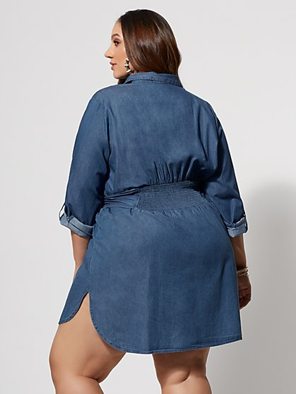 43223b137cb Size 2 Blue New Trendy Plus Size Fashion for Women | Fashion To Figure