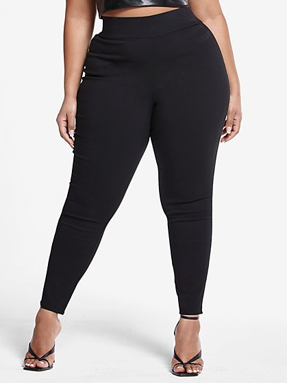 Plus Size Millennium City Pull On Pants - Fashion To Figure