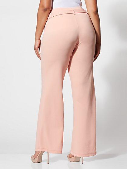 ccff195976a ... Plus Size Olivia Wide-Leg Pants - Fashion To Figure ...