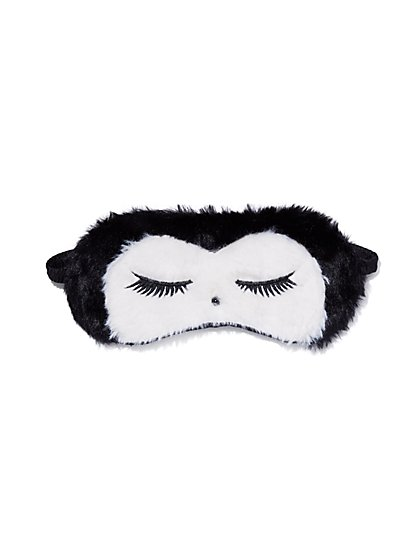 Plus Size Penguin Sleeping Mask - Fashion To Figure
