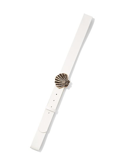 Plus Size Seashell Belt - Fashion To Figure