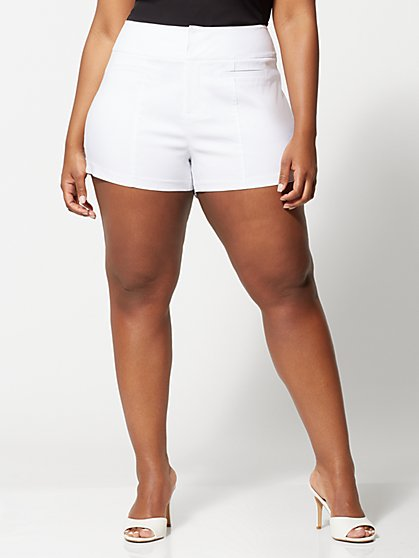 Plus Size Signature - Millennium Short - Fashion To Figure