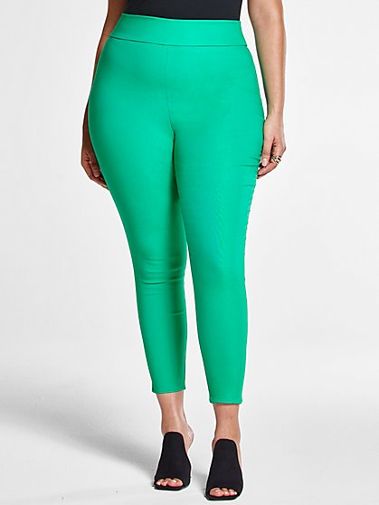 Plus Size The City Pull-on Pants - Fashion To Figure