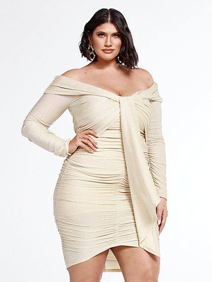 Plus Size The Icon Dress - SRV x FTF - Fashion To Figure
